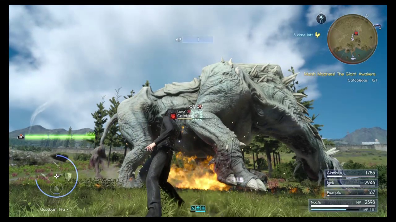 FINAL FANTASY XV – A Meat Most Magnificent [How to Complete]