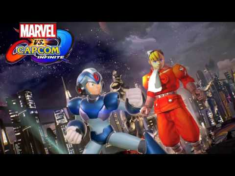Marvel vs Capcom Infinite – Theme of Edward Falcon [Mock Up]