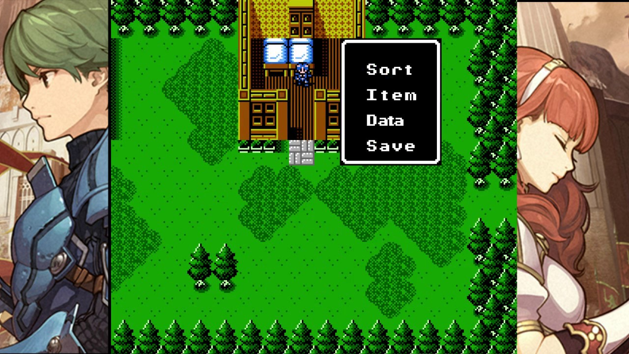 Let's Look at Fire Emblem Gaiden [NES]