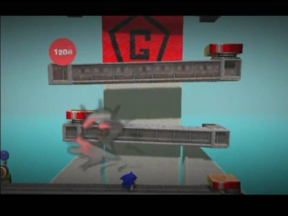 Metal Harbour (SA2) in Little Big Planet