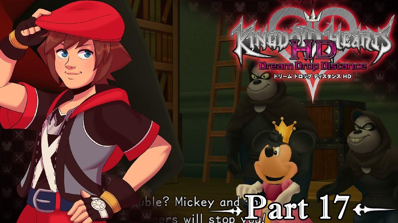 Let's Play Kingdom Hearts Dream Drop Distance HD – Part 17