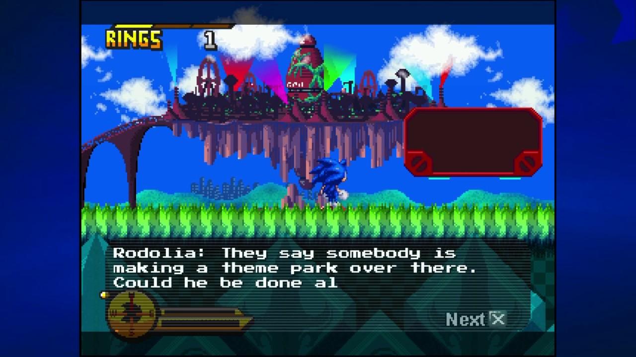 Let's Play Sonic: Chrono Adventure – Part 3