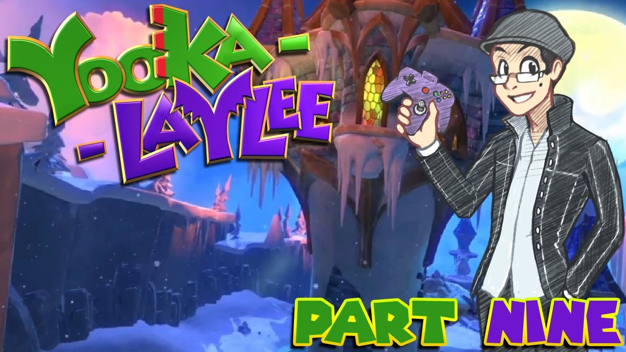 Let's Play Yooka-Laylee – Part 9 – This Castle is a Creature of Chaos