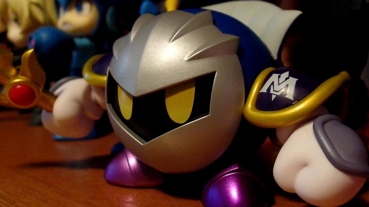 Let's Unbox Nendoroid Meta Knight (Kirby)
