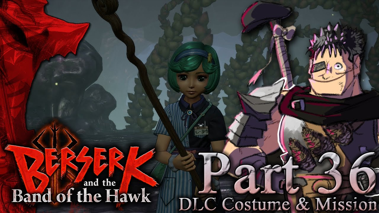 Let's Play Berserk and the Band of the Hawk – Part 36 [DLC/Extras 8]