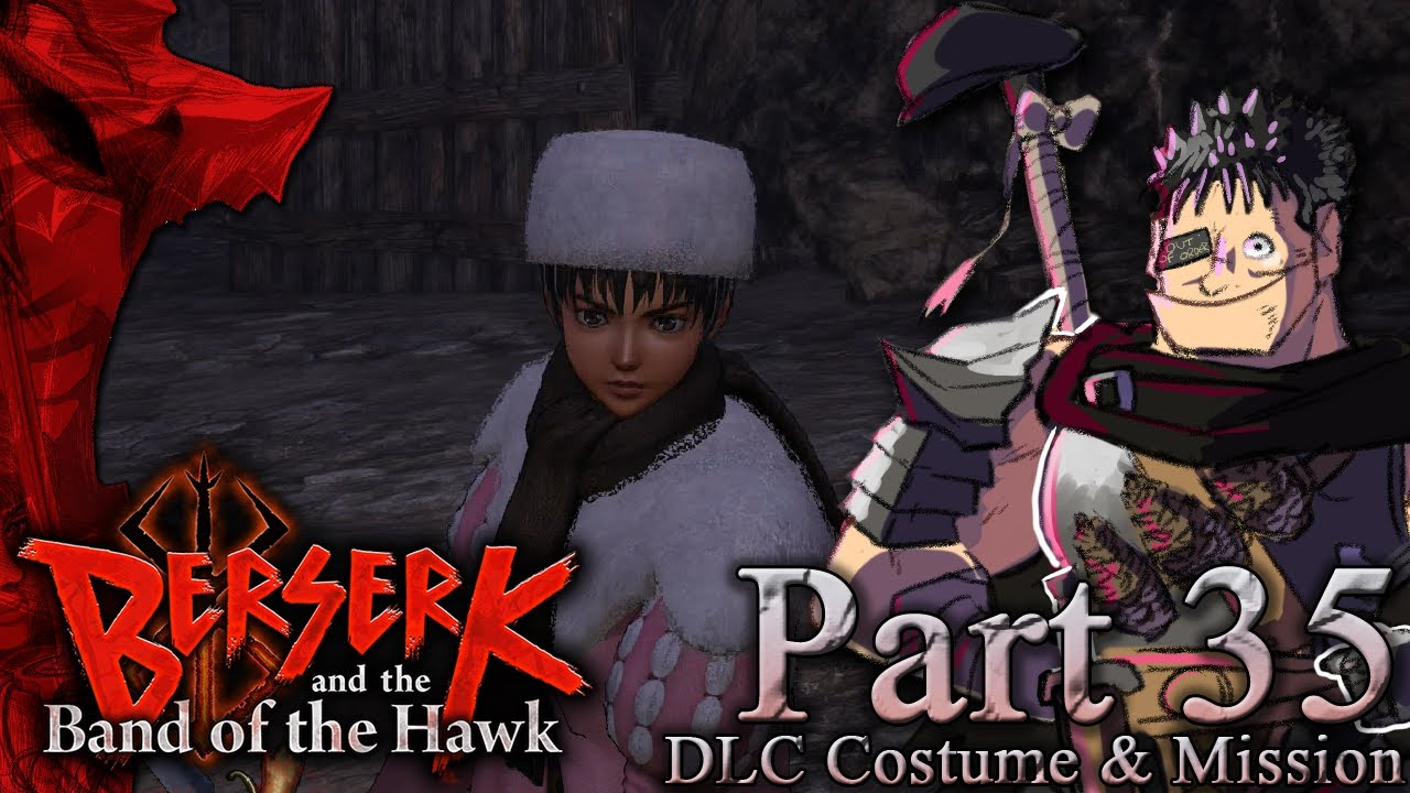 Let's Play Berserk and the Band of the Hawk – Part 35 [DLC/Extras 7]