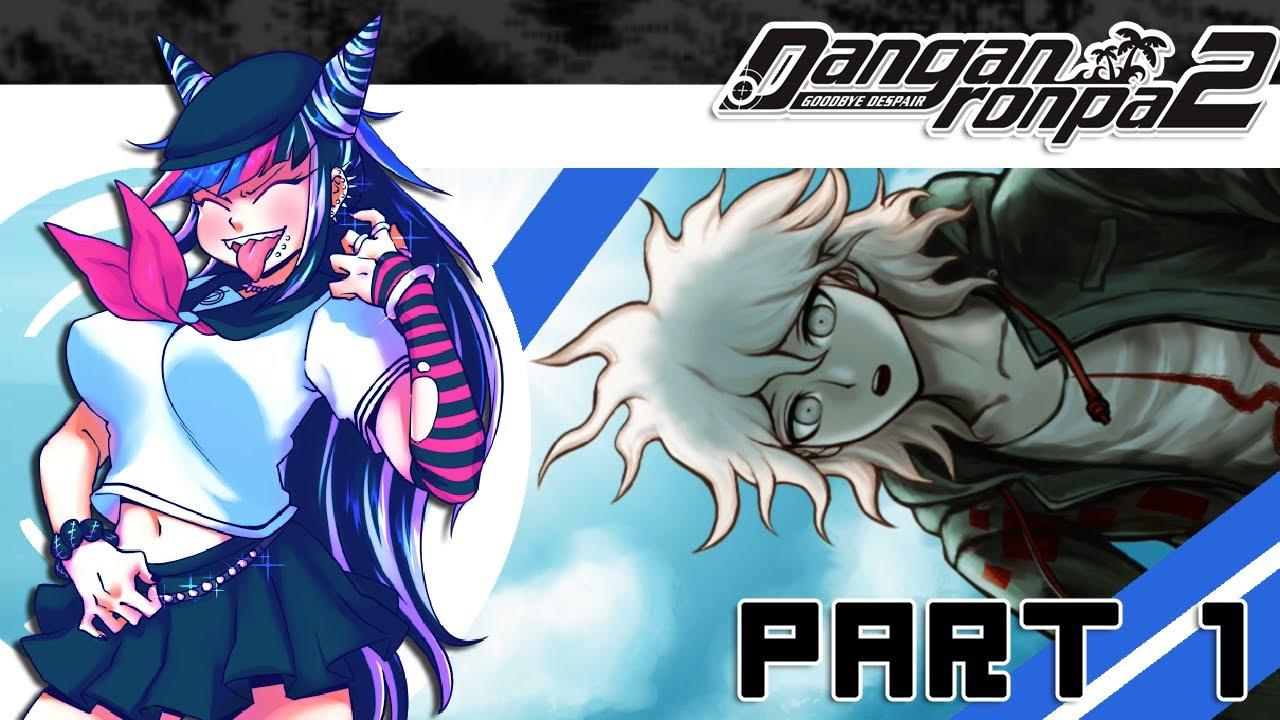 Let's Play Danganronpa 2: Goodbye Despair [Blind] – Part 1