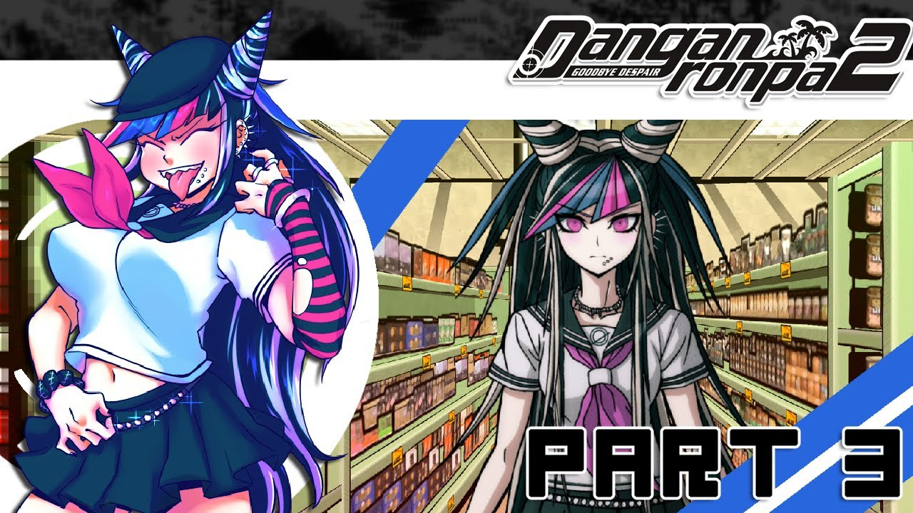 Let's Play Danganronpa 2: Goodbye Despair [Blind] – Part 3
