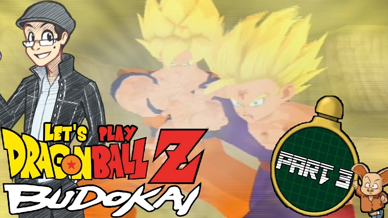 Let's Play Dragon Ball Z Budokai – Part 3