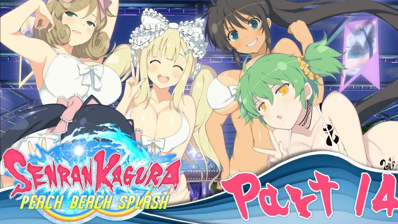 Let's Play Senran Kagura: Peach Beach Splash – Part 14