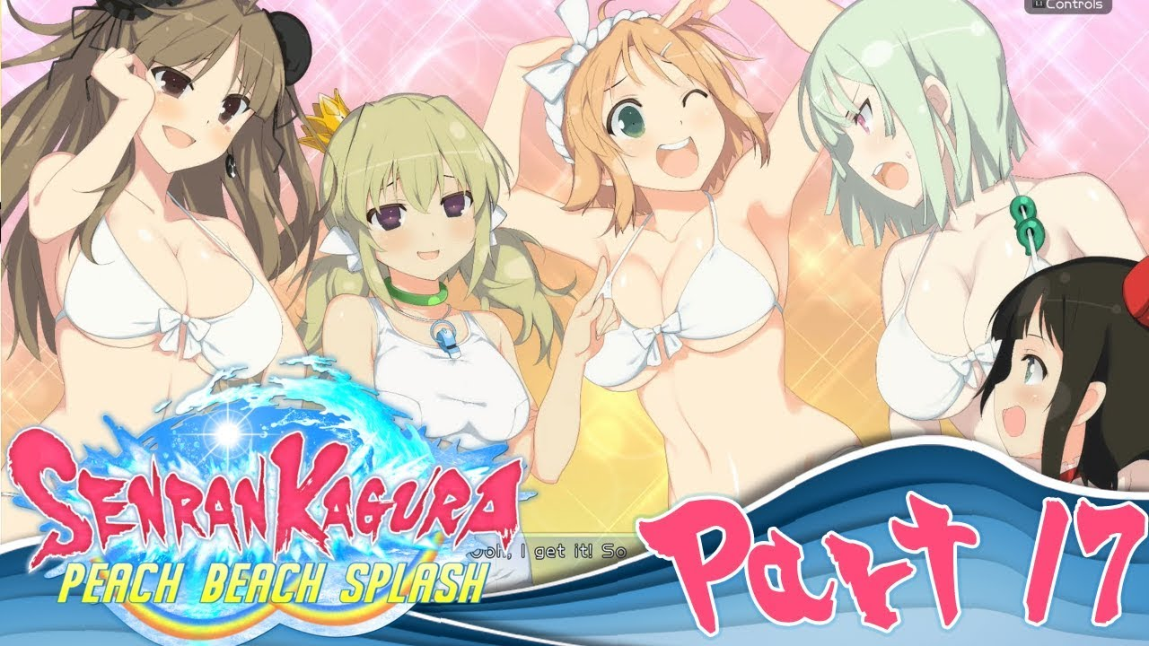 Let's Play Senran Kagura: Peach Beach Splash – Part 17
