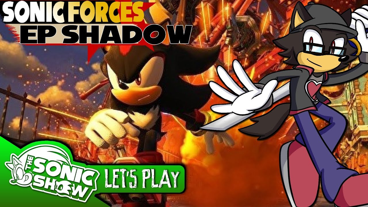 Let's Play Sonic Forces [Switch] – Episode Shadow