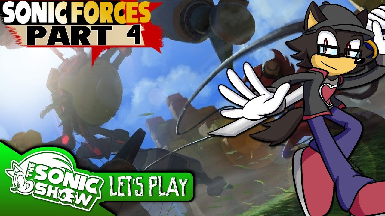 Let's Play Sonic Forces [Switch] – Part 4