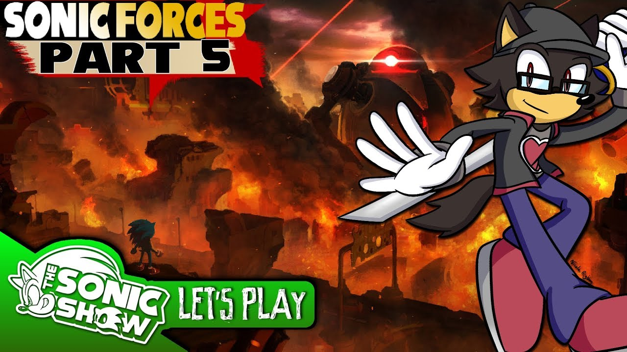 Let's Play Sonic Forces [Switch] – Part 5