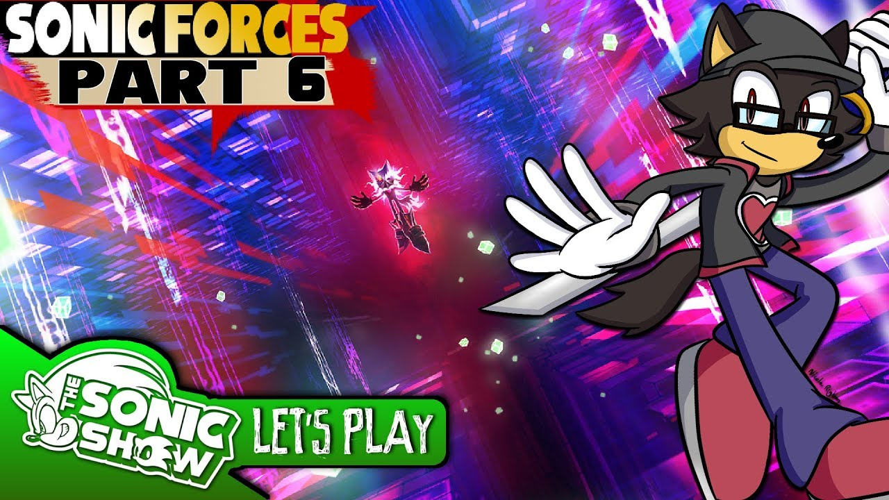Let's Play Sonic Forces [Switch] – Part 6