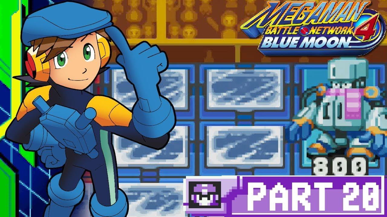 Let's Play MegaMan Battle Network 4: Blue Moon – Part 20
