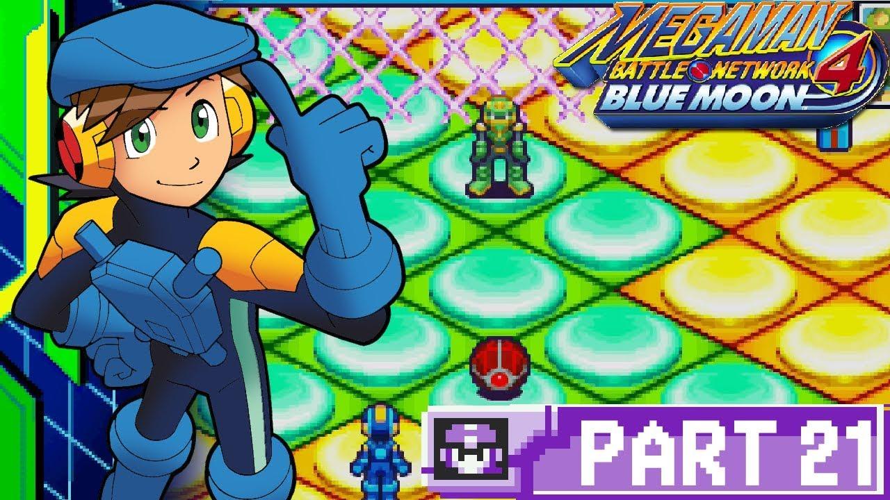 Let's Play MegaMan Battle Network 4: Blue Moon – Part 21 [Fixed]