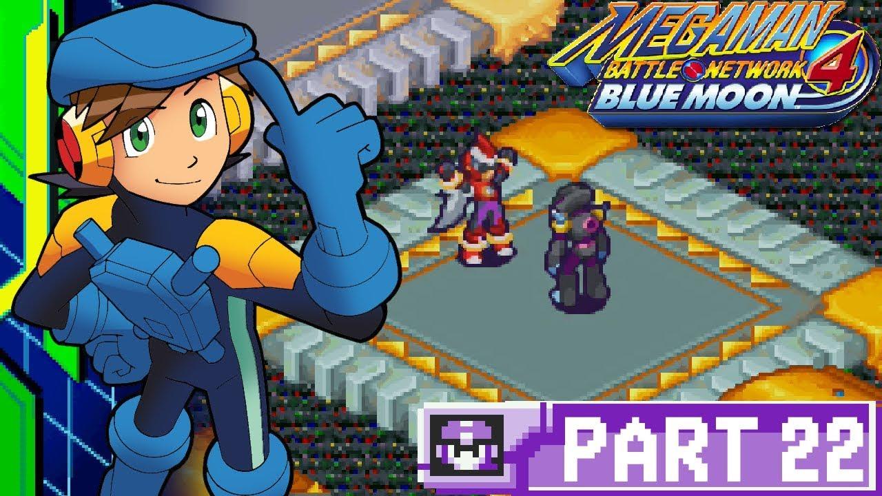 Let's Play MegaMan Battle Network 4: Blue Moon – Part 22