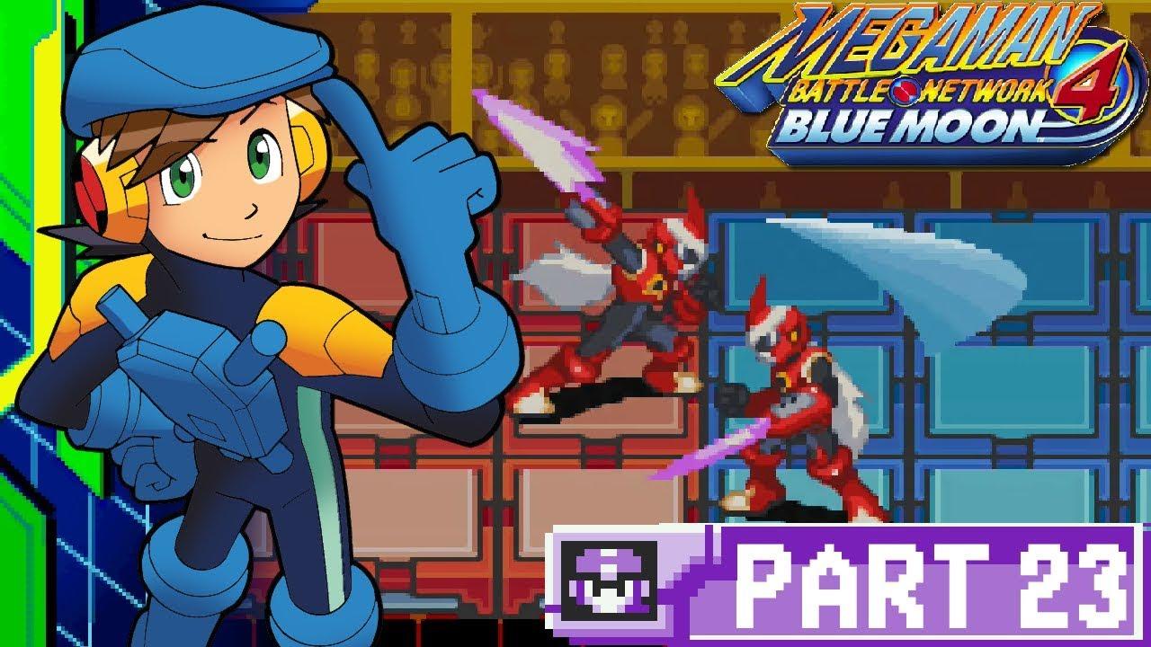 Let's Play MegaMan Battle Network 4: Blue Moon – Part 23