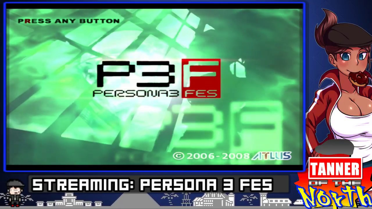 Let's Stream Persona 3 – Finishing Stream (Part 1)