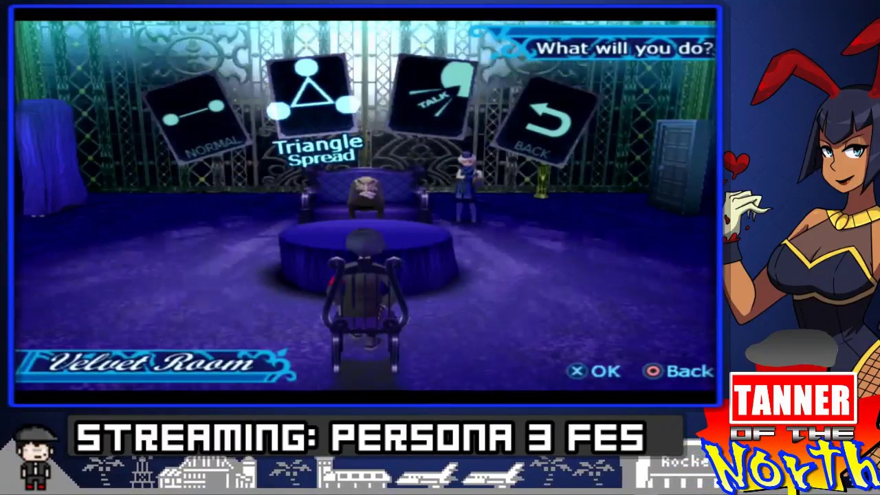 Let's Stream Persona 3 – Finishing Stream (Part 3)