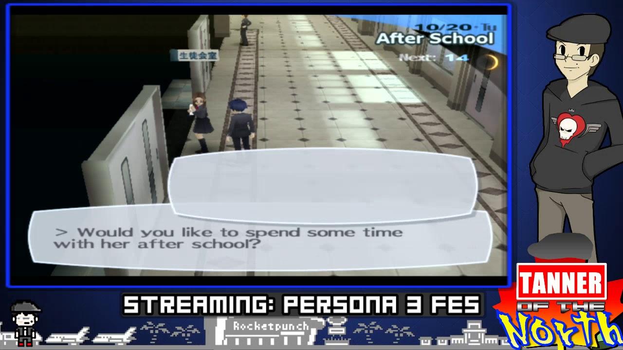 Let's Stream Persona 3 – Finishing Stream (Part 32)