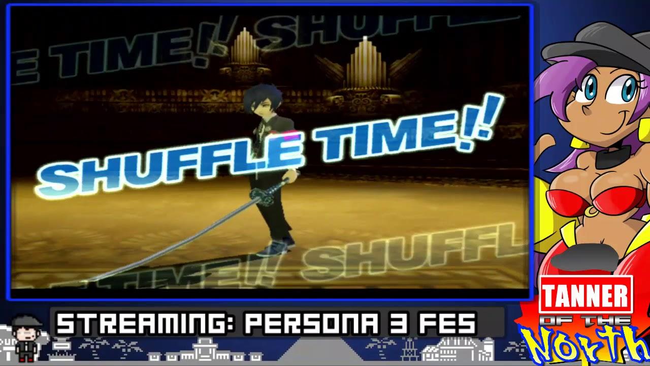 Let's Stream Persona 3 – Finishing Stream (Part 4)
