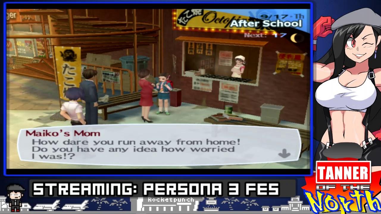 Let's Stream Persona 3 – Finishing Stream (Part 6)