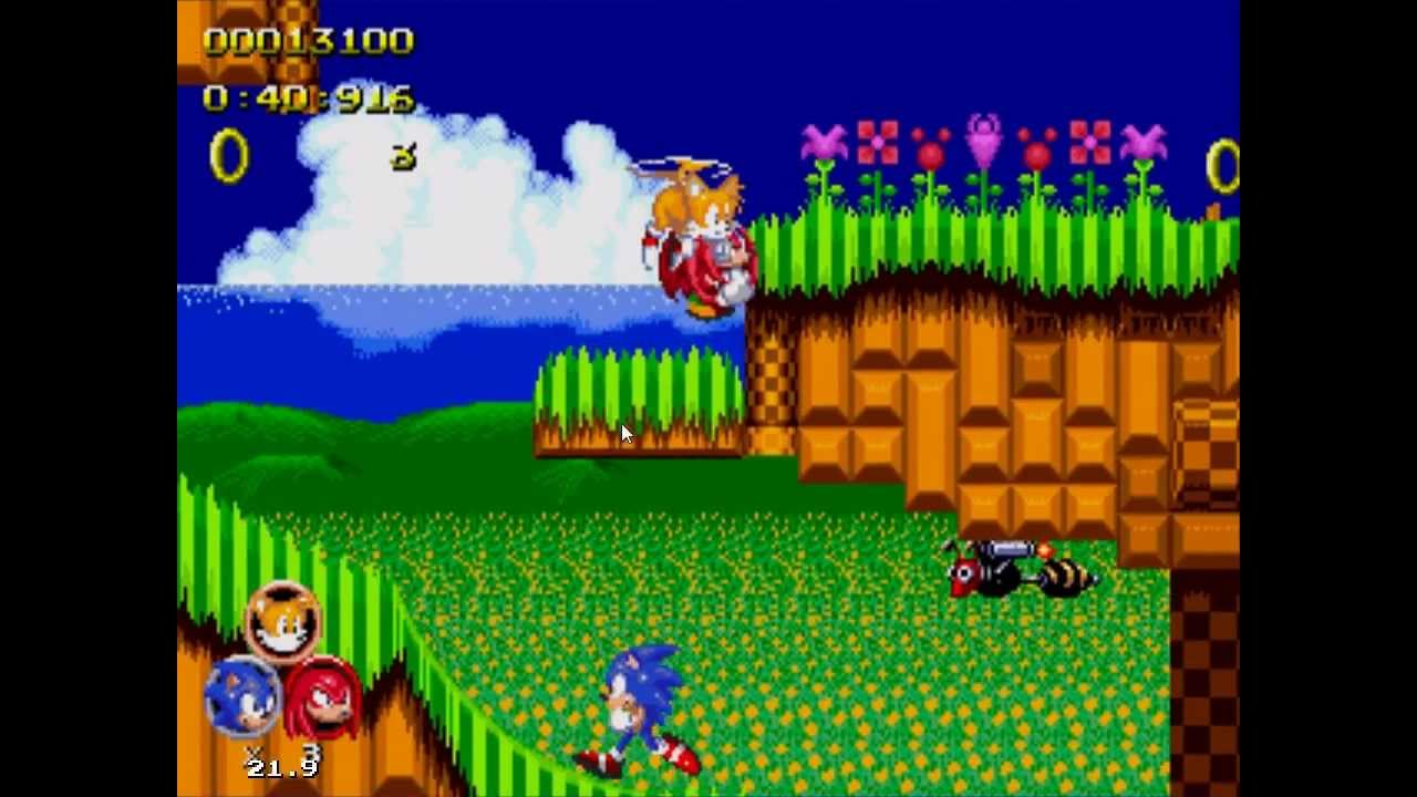 Romhack – Sonic 2 Heroes « Tanners YouTube Videos
