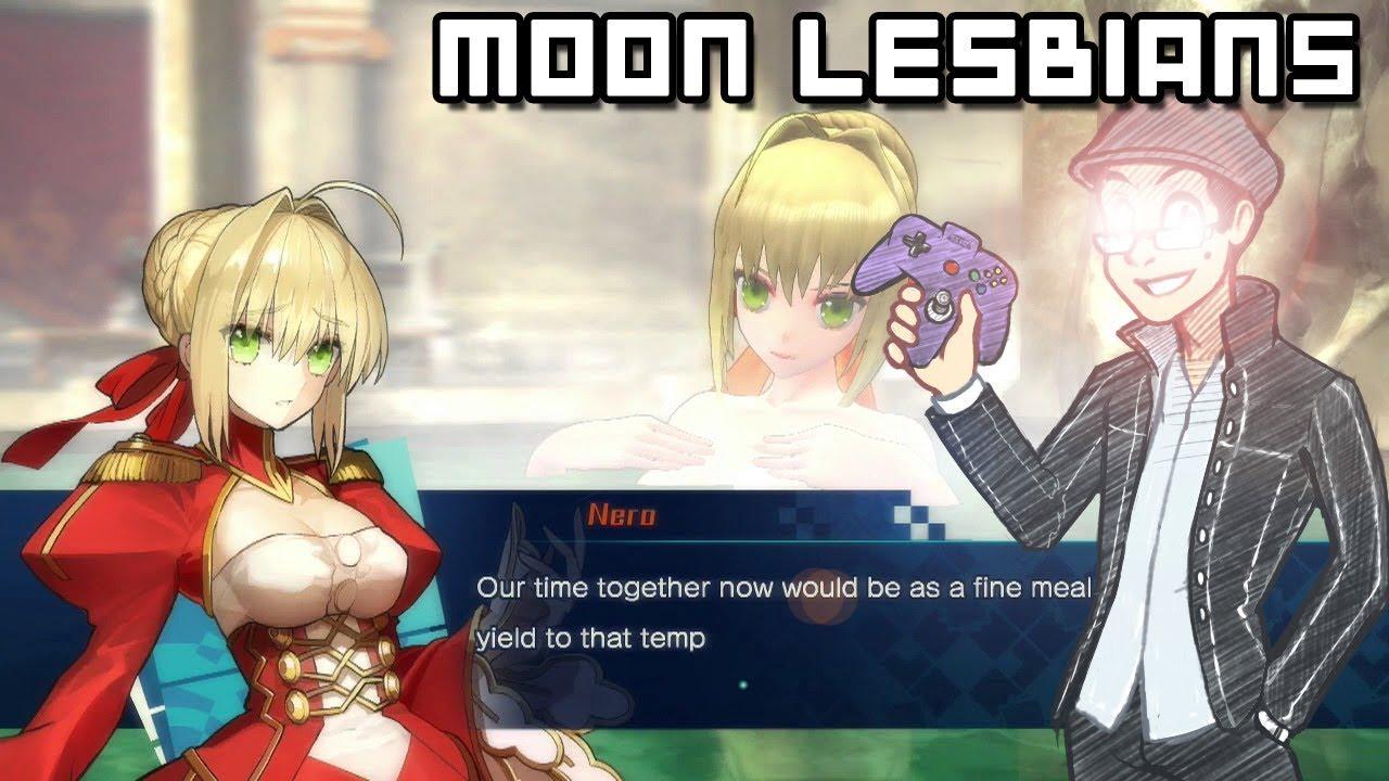 Nero lesbien