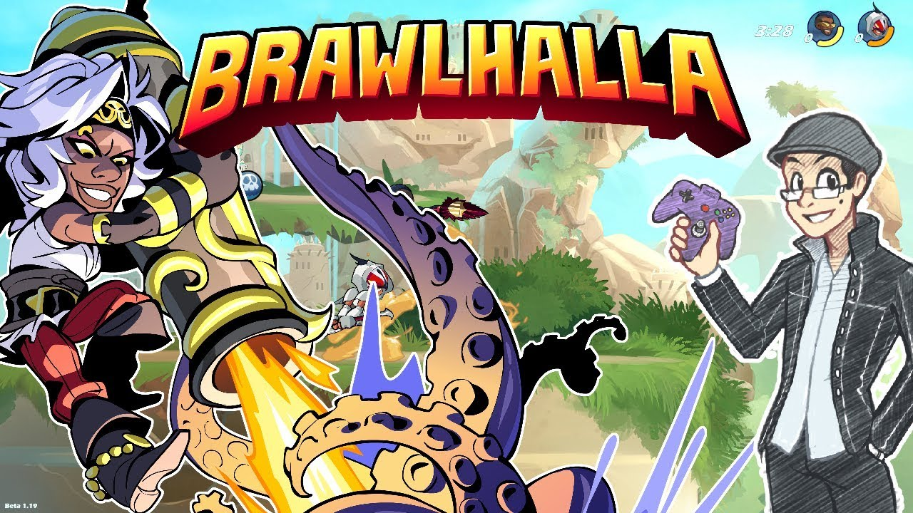 Let's Check Out Brawlhalla! [PS4] « Tanners YouTube Videos